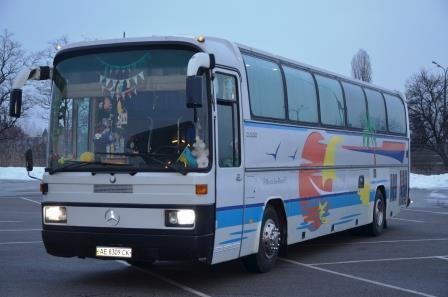 мерседес 50 автобус фото